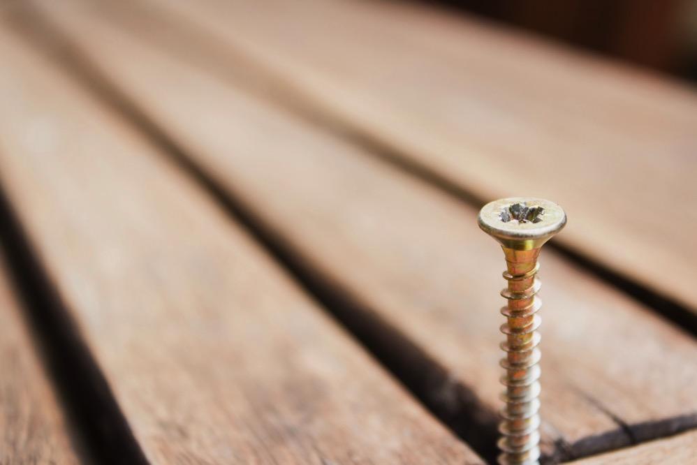 鍵を止めるネジが緩むので定期的に締め直す必要有り