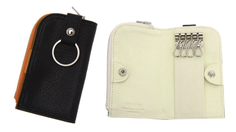 POTER(ポーター):PORTER DOUBLE KEY CASE